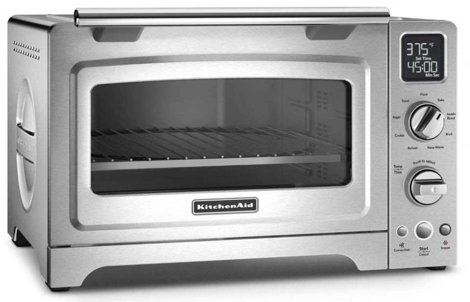 KitchenAid KCO275SS Convection 1800-watt Digital Countertop Oven